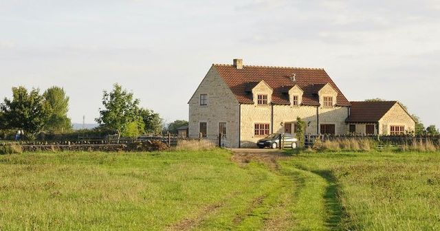 buying a home in the country