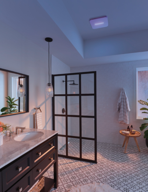 air exhaust fan filters germs and bacteria out of bathroom sanitized home