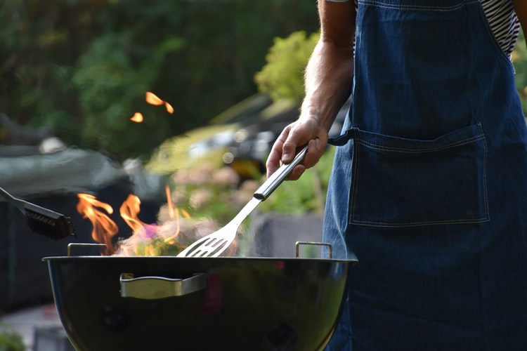 summer proof home extinguish grill