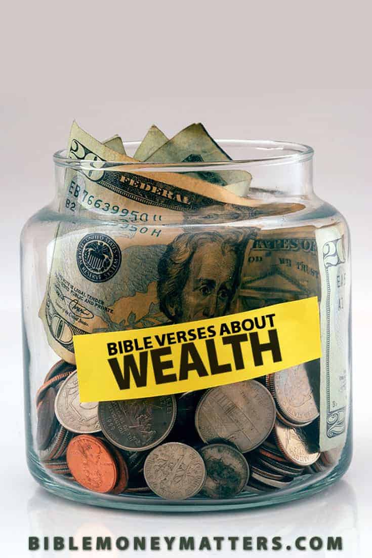 Bible Verses About Wealth
