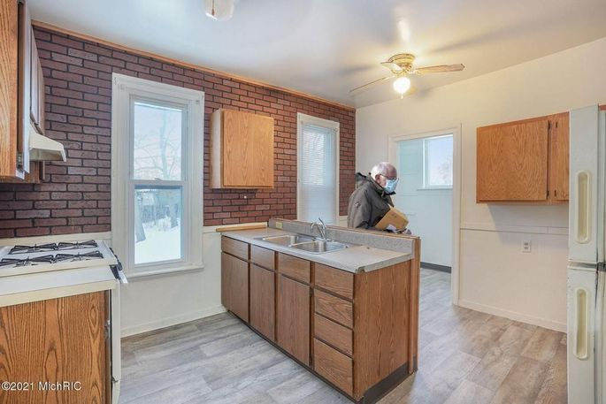 Bernie Sanders is everywhere—even in this Michigan home for sale.