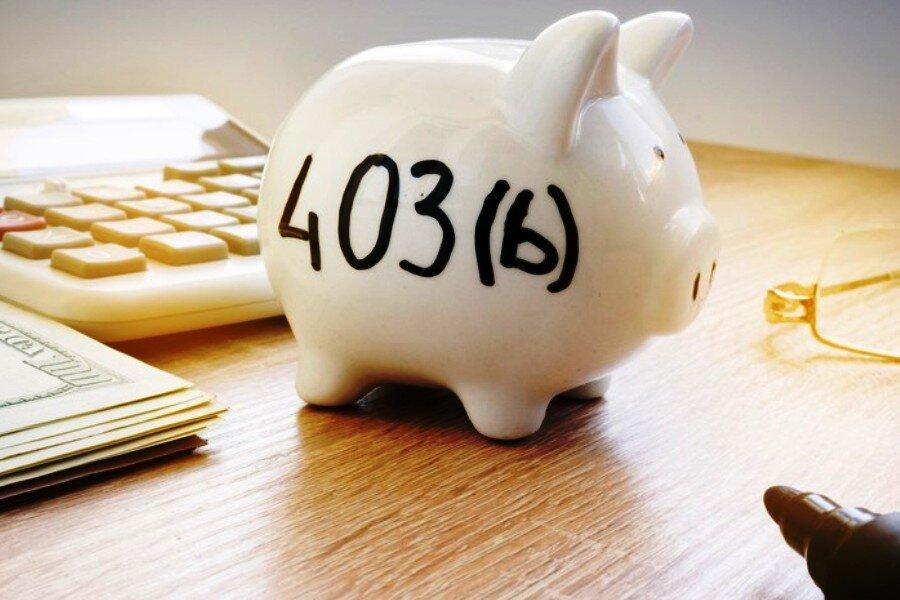 403(b) plan